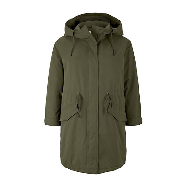 Jacken Winterparka mit Kapuze Outdoorjacken