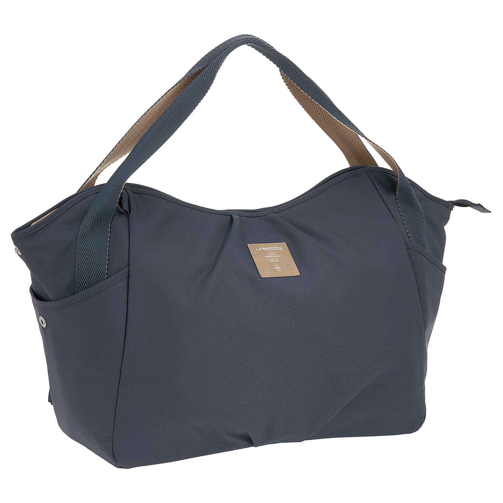 Lässig Wickeltasche, GRE Twin Bag, navy blau