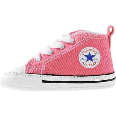 ef88aaa45a641 ... Krabbelschuhe FIRST STAR HI PINK für Mädchen 2