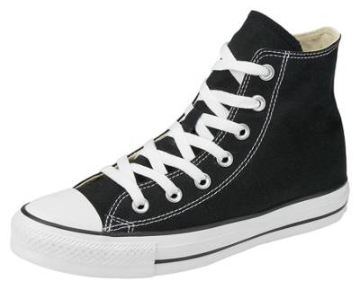 CONVERSE, Chuck Taylor All Star Sneakers High, schwarz