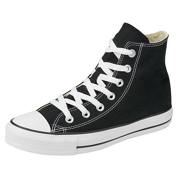 new style e63c6 44119 CONVERSE, Chuck Taylor All Star Sneakers High, schwarz
