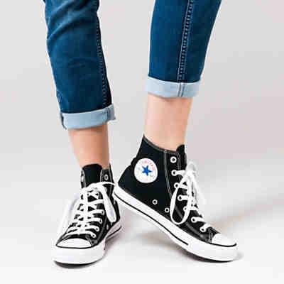 0098294882 CONVERSE, Chuck Taylor All Star Sneakers High, dunkelgrau | mirapodo