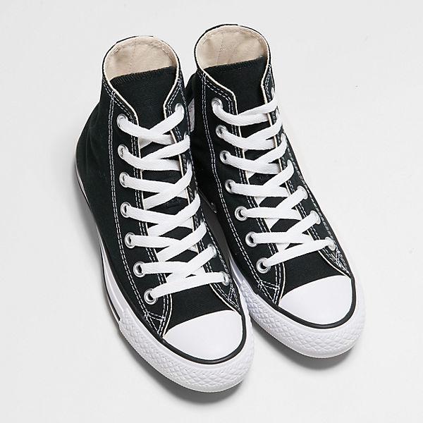 CONVERSE Chuck Taylor All Star Hi Sneakers schwarz