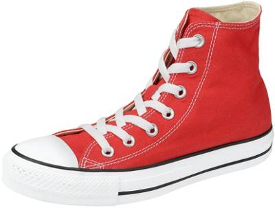 CONVERSE, All Star Sneakers High, rot