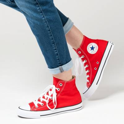 Chucks Sneakers in rot online kaufen | mirapodo