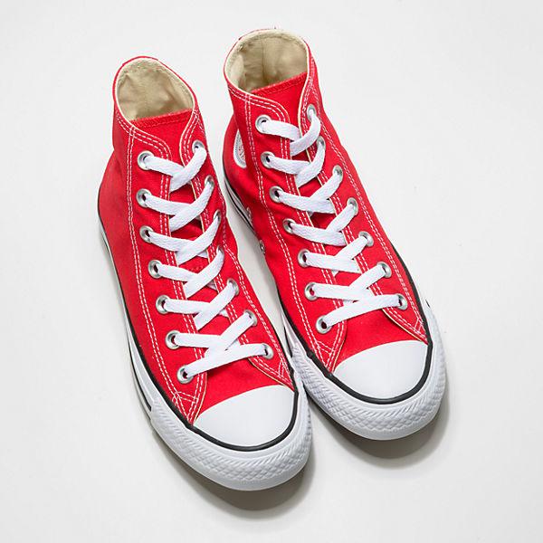 CONVERSE, Chuck Taylor All Star Sneakers High, rot    Gute Qualität beliebte Schuhe cb78a4