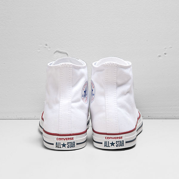 Star Sneakers Chuck High All CONVERSE weiß Taylor qFaTwU