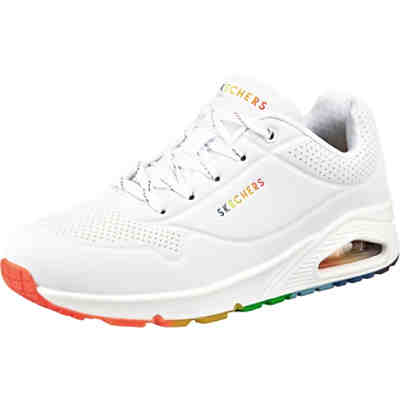 Uno Rainbow Peaks Sneakers Low