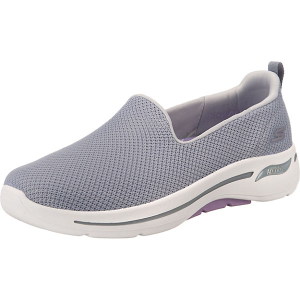 Go Walk Arch Fit Grateful Komfort-Slipper