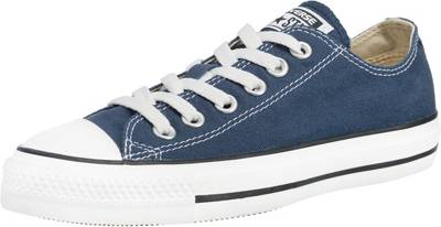 CONVERSE, All Star Ox Sneakers Low, dunkelblau