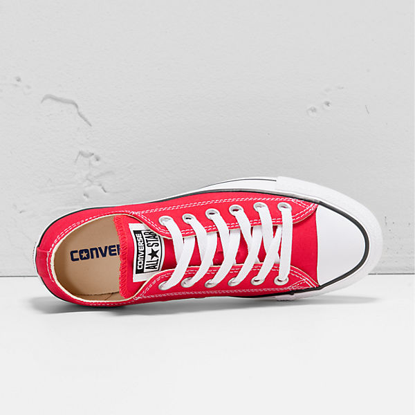 Taylor Star Sneakers Low rot Ox CONVERSE Chuck All 6TA4x1Wn7