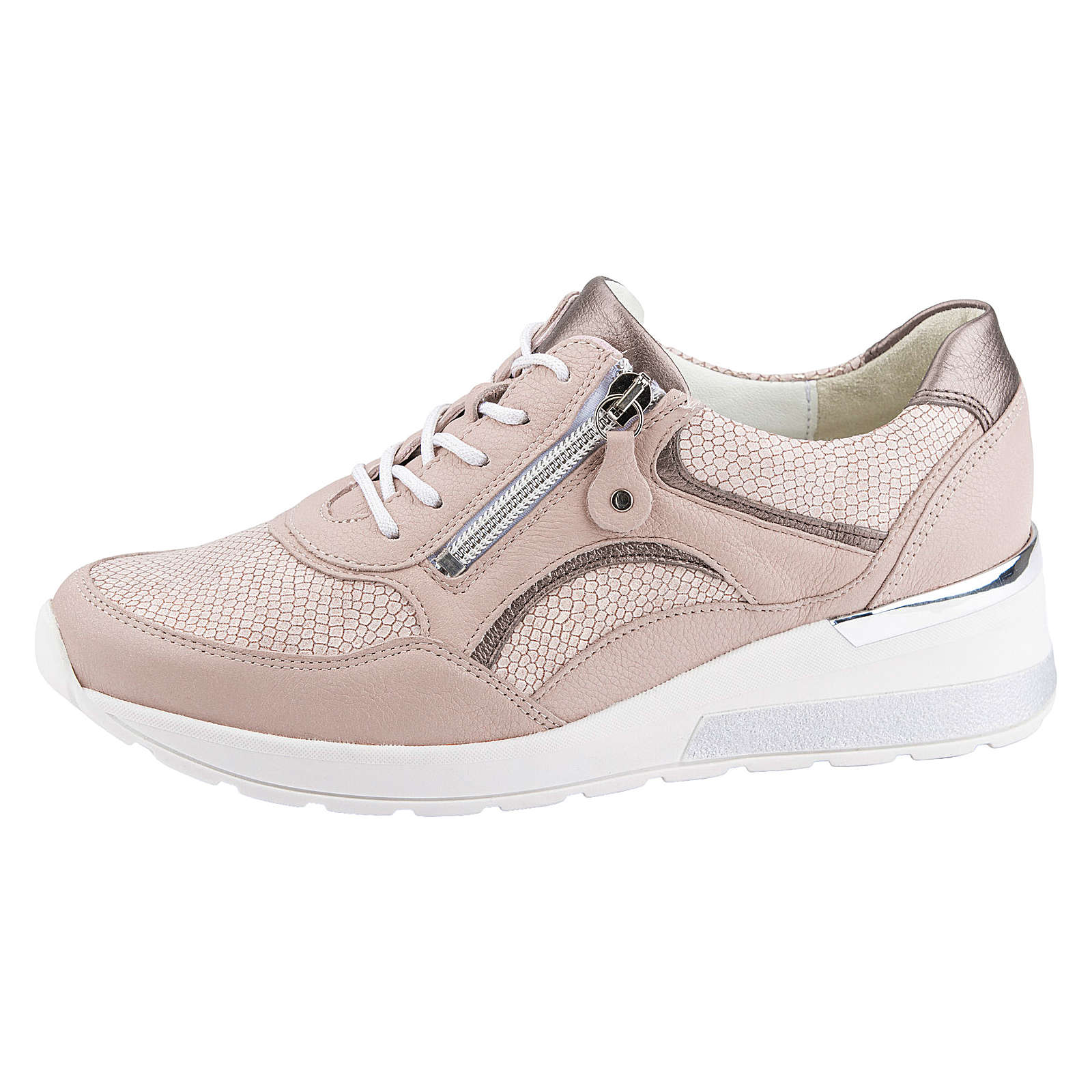 WALDLÄUFER H-clara Sneakers Low nude Damen Gr. 38