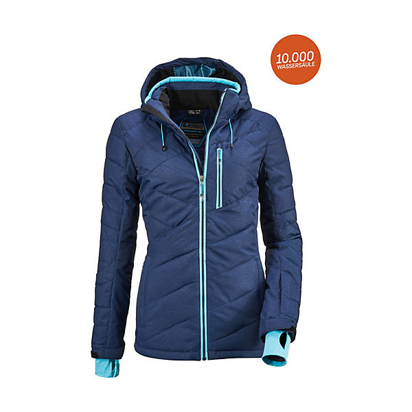 Steppjacke Savognin WMN Quilted JCKT Outdoorjacken