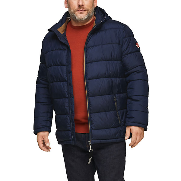 Steppjacke mit Kapuze Outdoorjacken