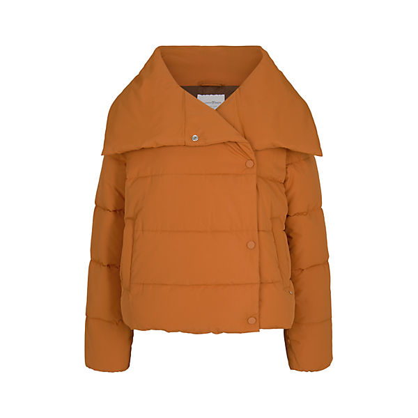 Jacken Asymmetrische Pufferjacke Outdoorjacken