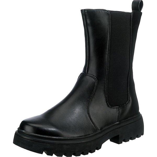 High Chelsea Boot mit Zipper