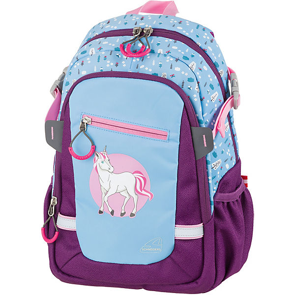Kinderrucksack KIDS BACKPACK Unicorn lila