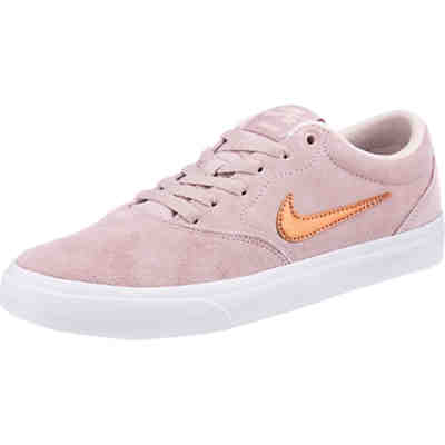 Sb Charge Suede Sneakers Low