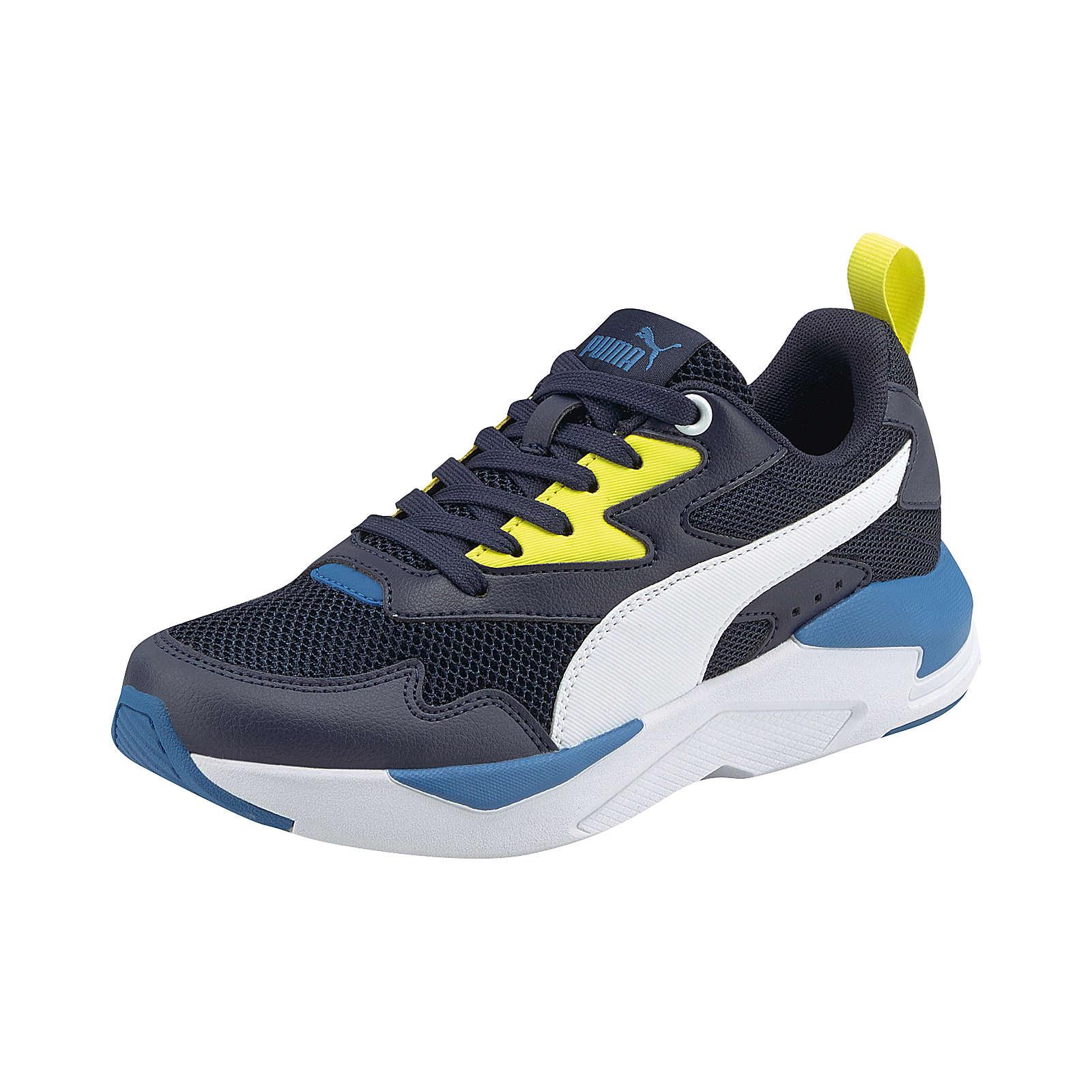 PUMA Sneakers Low X RAY LITE für Mädchen blau Mädchen Gr. 36