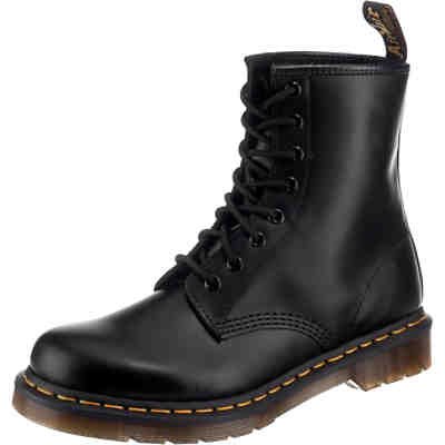 1460 Women's Smooth Leather Lace Up Boots Schnürstiefeletten