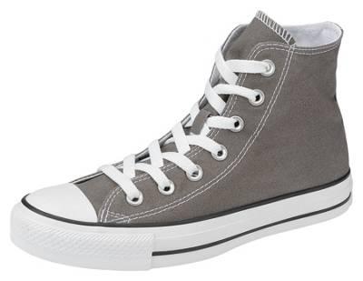 CONVERSE, Chuck Taylor All Star Sneakers High, dunkelgrau