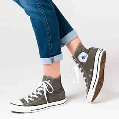 c2f7c9cc16656 Chuck Taylor All Star Sneakers High Chuck Taylor All Star Sneakers High 2