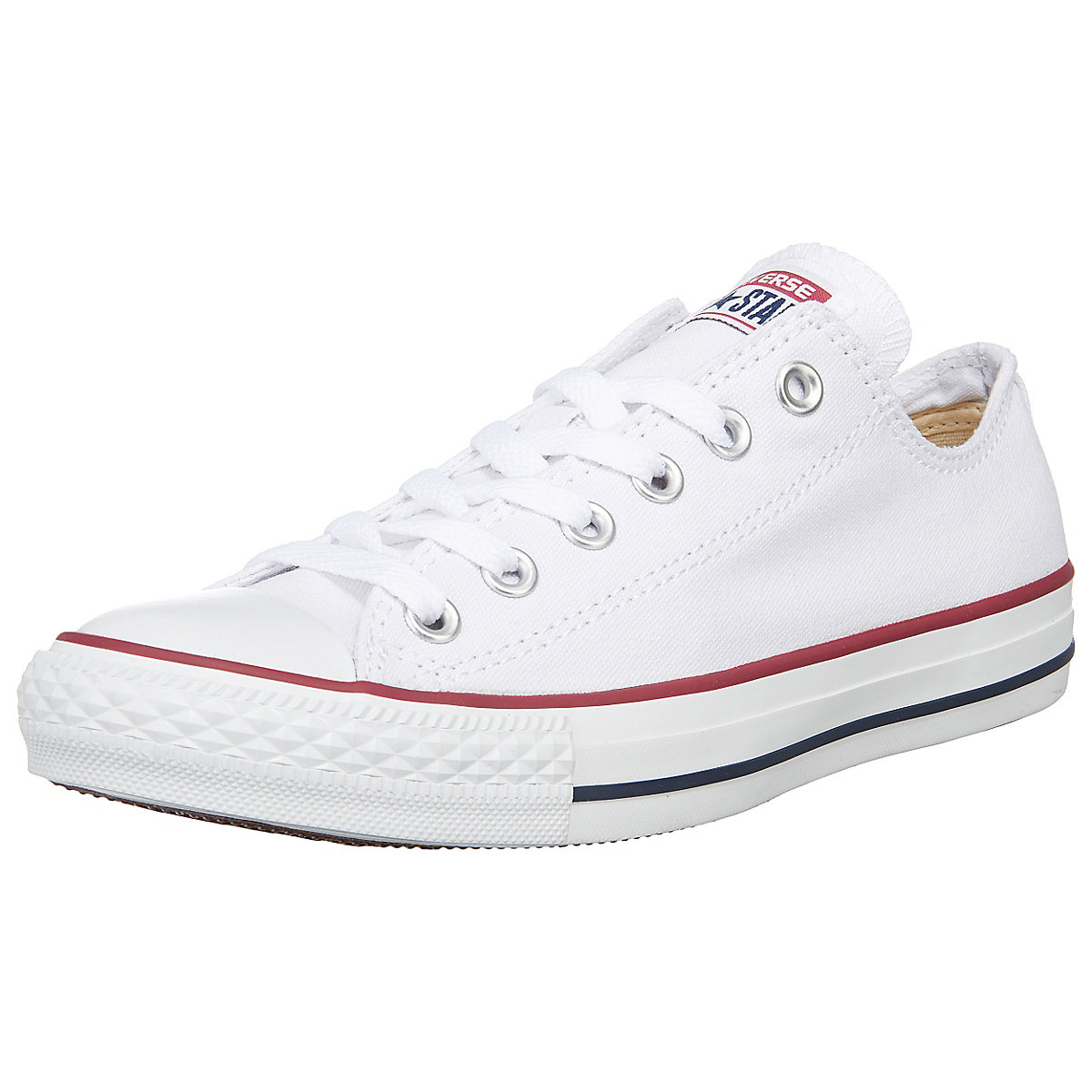 converse chuck taylor all star ox sneakers low wei. Black Bedroom Furniture Sets. Home Design Ideas