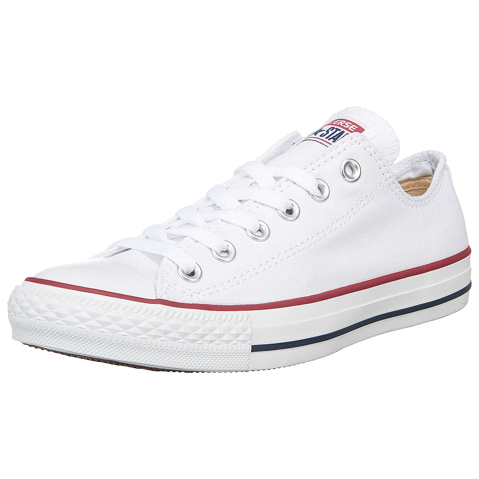 CONVERSE Chuck Taylor All Star Ox Sneakers Low weiß Gr. 36