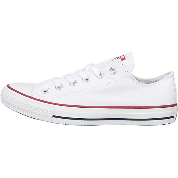 Chuck Ox Low weiß All Sneakers Star CONVERSE Taylor dSwIdR