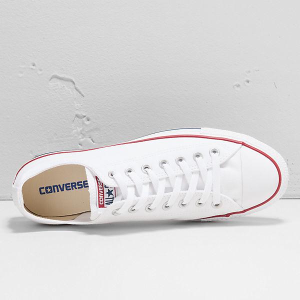 weiß Star CONVERSE Chuck Ox All Sneakers Taylor Low Uw1wxC0q