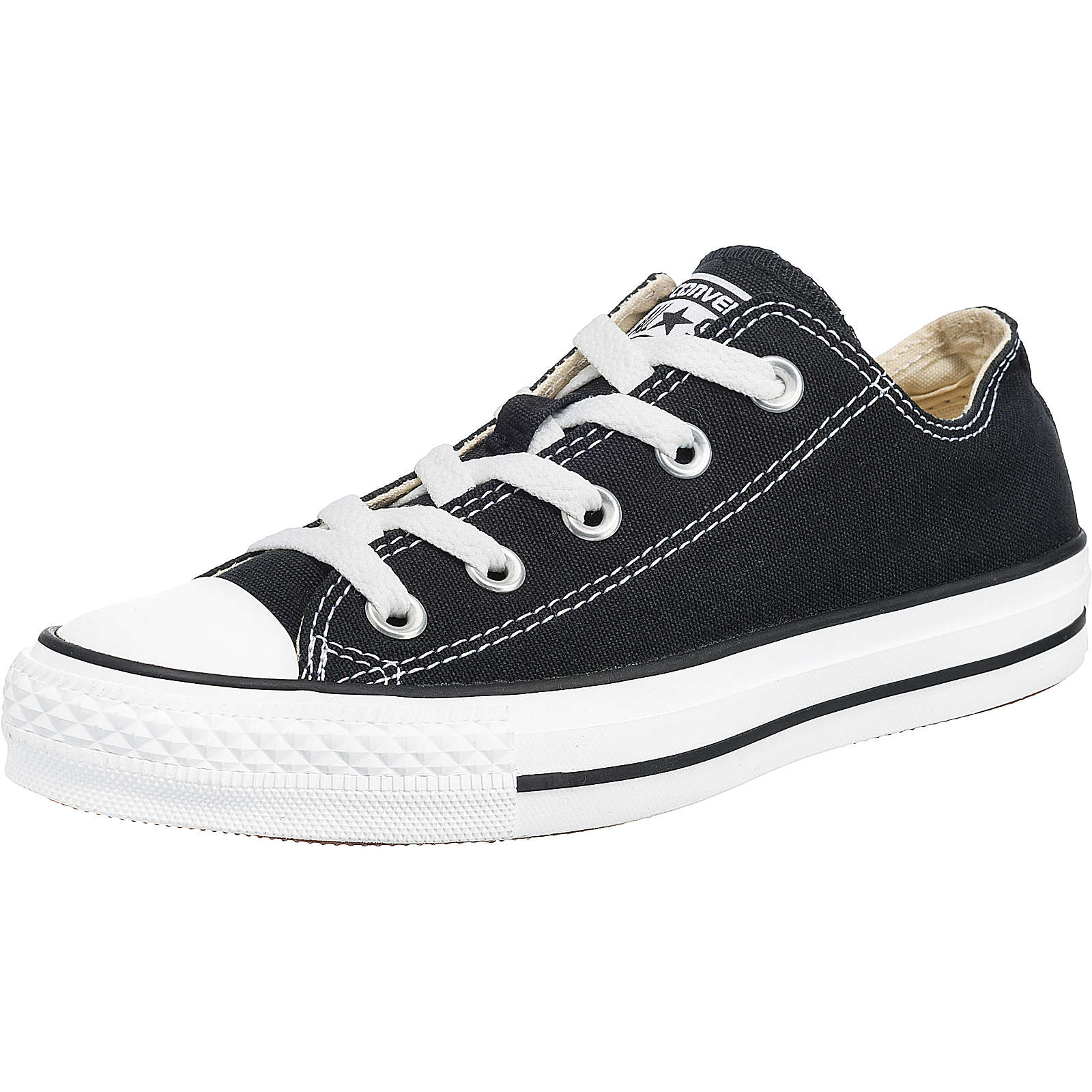 CONVERSE Chuck Taylor All Star Ox Sneakers schwarz Gr. 36,5