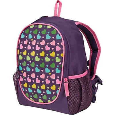 Kinderrucksack ROOKIE Rainbow Hearts