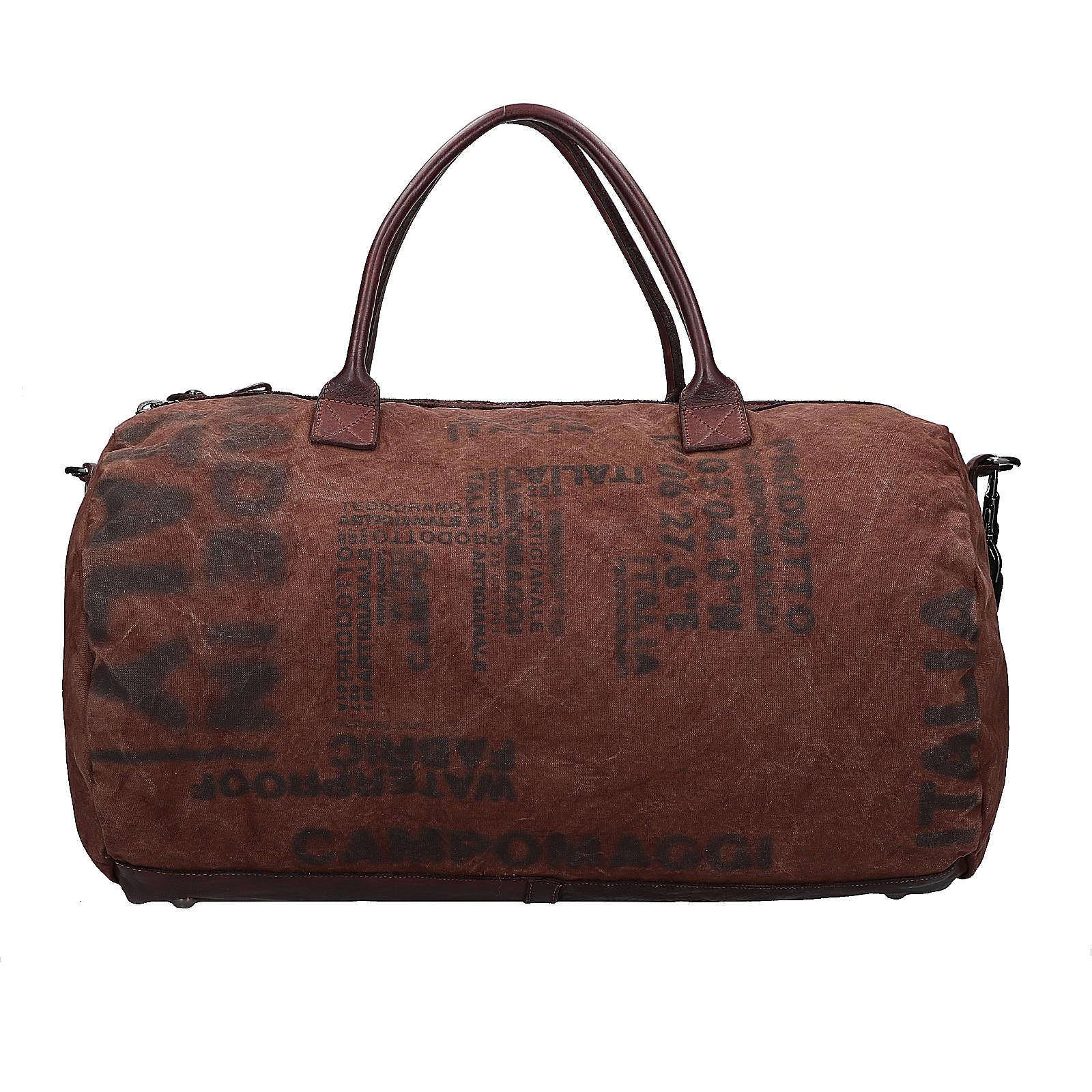 Campomaggi Weekender Reisetasche 48 cm Reisetaschen braun Damen