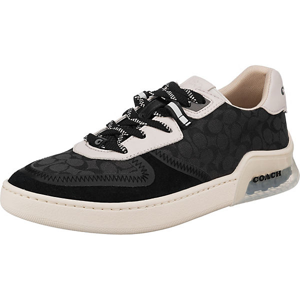 Citysole Jacquard Court Sneakers Low