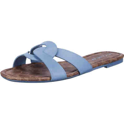 Essie Leather Sandal Pantoletten