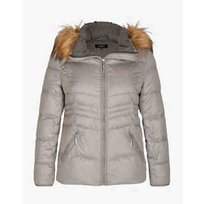 Steppjacke mit Melange-Optik Winterjacken