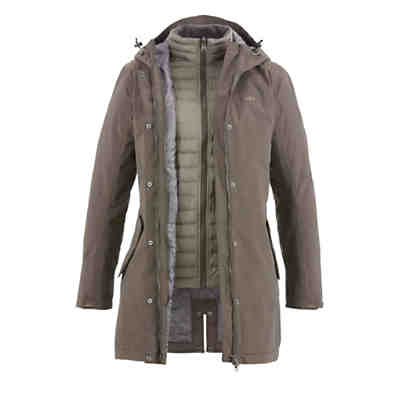 3-in-1 Parka Cora Outdoorjacken