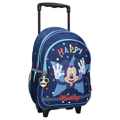 Trolley Rucksack Mickey Mouse Happiness Trolleys