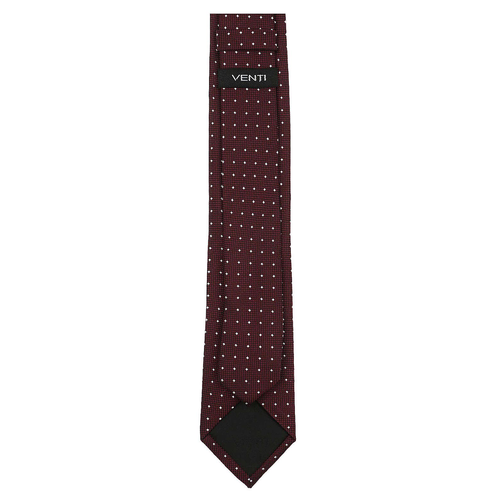 VENTI Krawatten Fliegen rot Herren Gr. one size