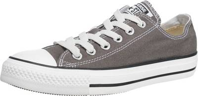 CONVERSE, Chuck Taylor All Star Sneakers Low, dunkelgrau