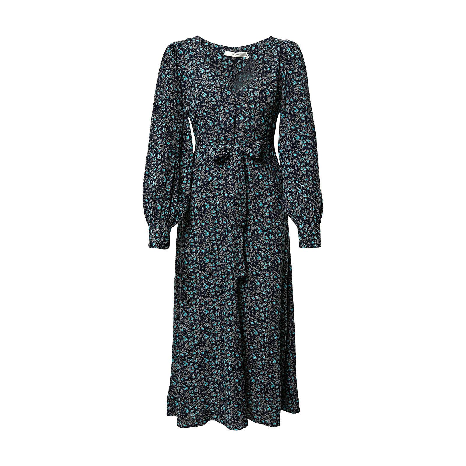 Gestuz® GESTUZ kleid lorali Kleider blau Damen Gr. 34