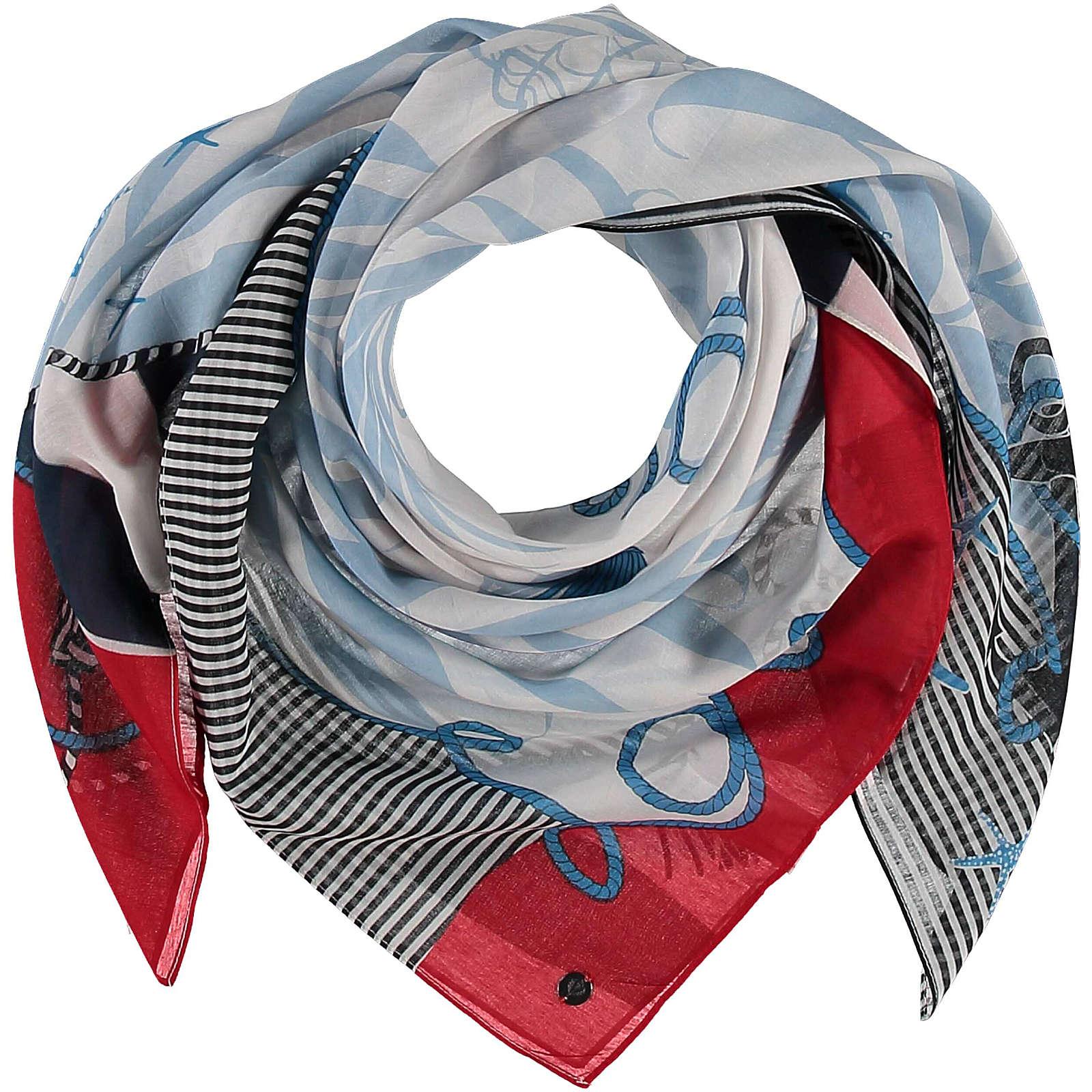 FRAAS Tuch in Baumwollmischung Halstücher natur Damen Gr. one size