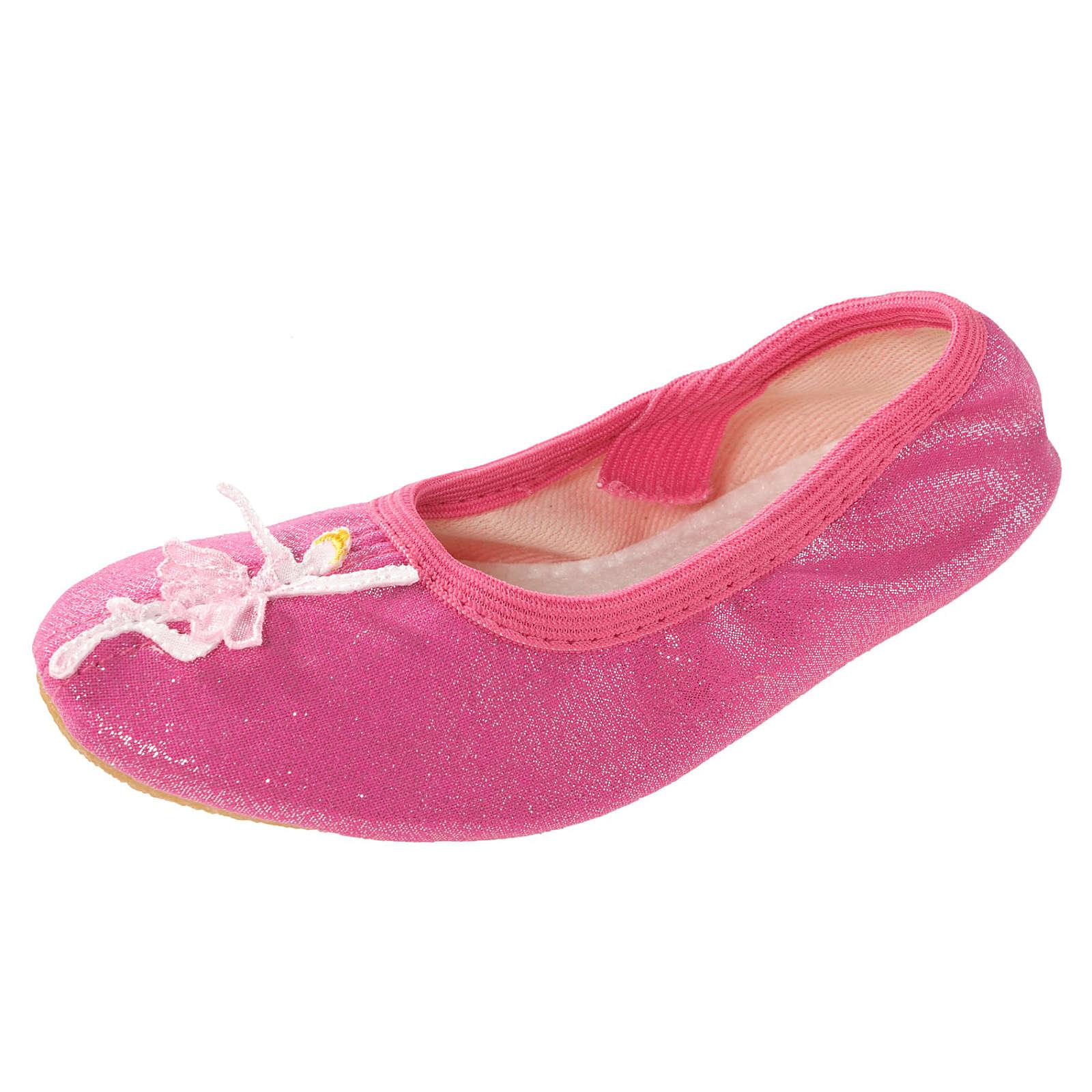 Beck Kinder Gymnastikschuhe Ballerina für Mädchen pink Mädchen Gr. 27