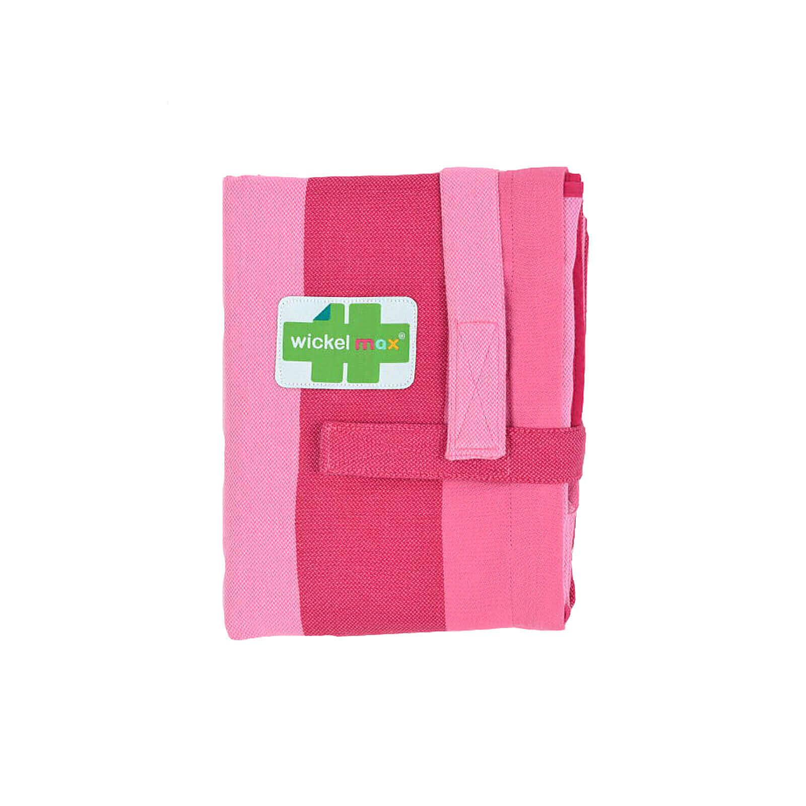 Hoppediz Windeltasche Wickelmax rosa/pink