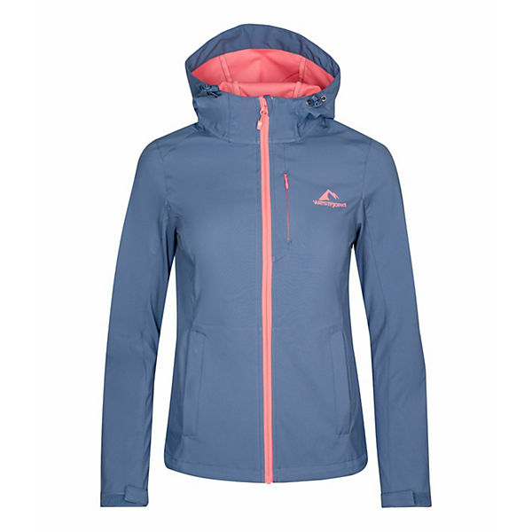 Damen Softshelljacke Skogar Softshelljacken