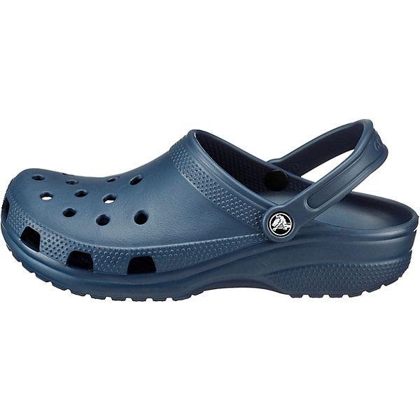 Navy dunkelblau Clogs crocs Classic Classic crocs xtFwqx1B0
