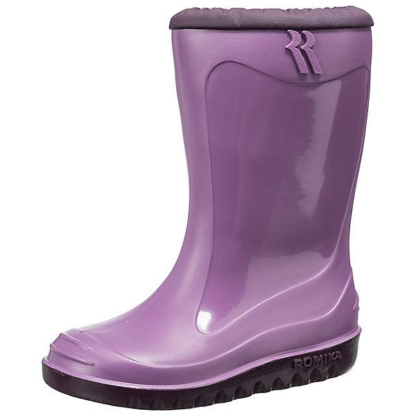 Gutes Angebot ROMIKA Gummistiefel LITTLE BUNNY violett