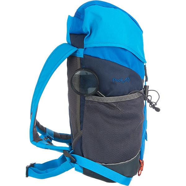 VAUDE Kinder Wanderrucksack PUCK 10L dunkelblau
