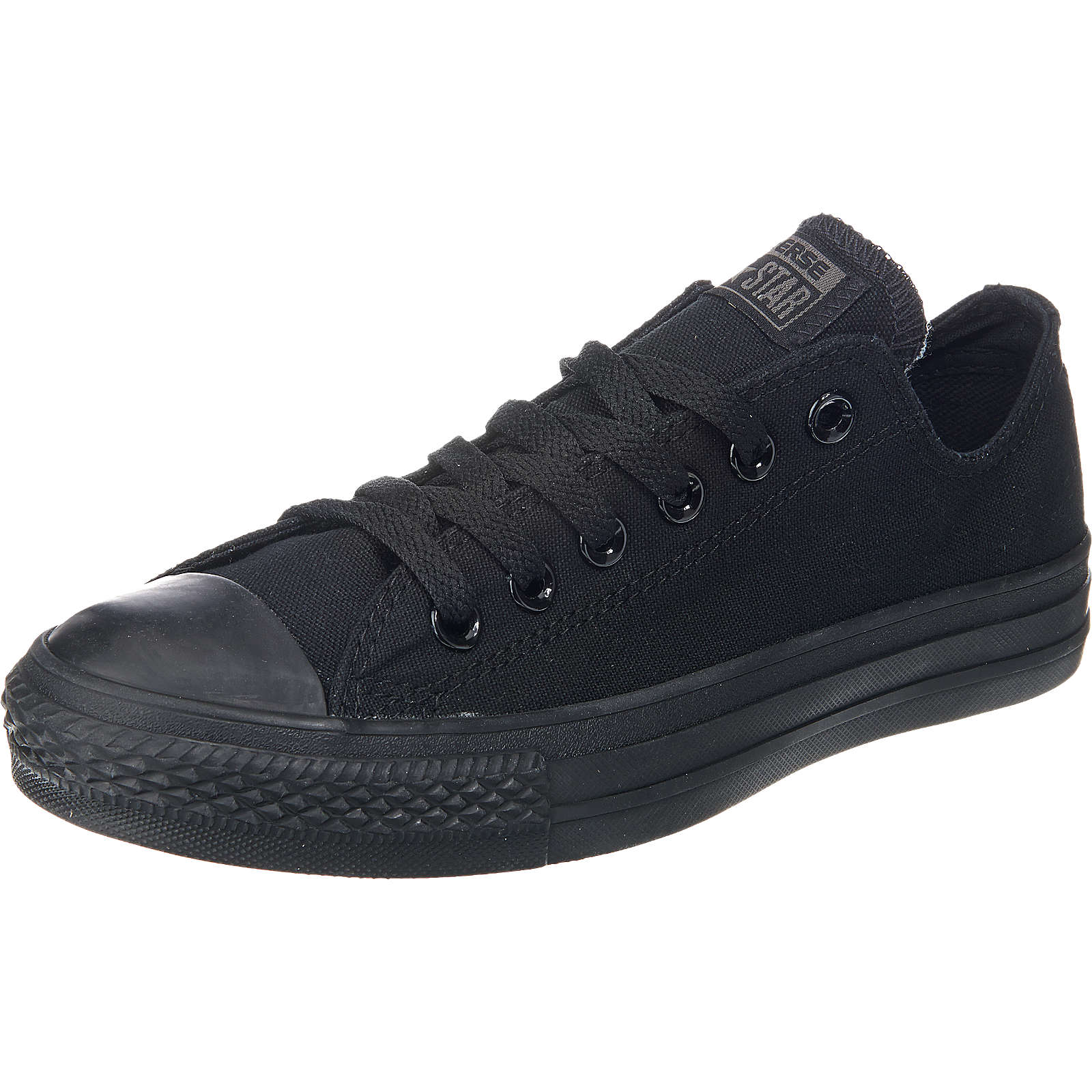 CONVERSE Chuck Taylor All Star Ox Sneakers Low schwarz Gr. 36,5