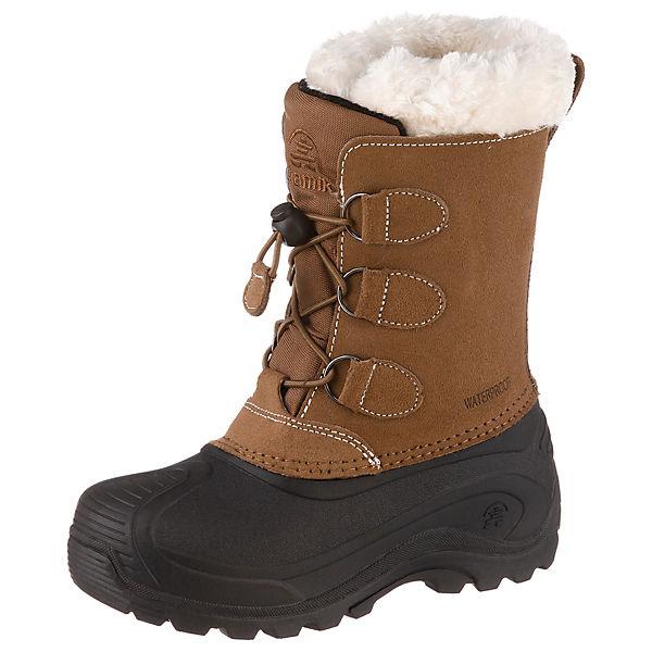 kamik winterstiefel snowdasher2 waterproof f r jungen. Black Bedroom Furniture Sets. Home Design Ideas